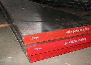 تخت فولادی ابزار 1.2344 H13 SKD61