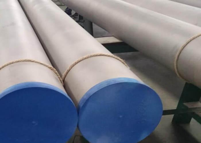 ASTM A790 UNS S31803 S32750 S32760 لوله فولاد ضد زنگ دوبلکس