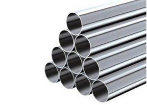 لوله بدون درز فولاد ضد زنگ ASTM A213 TP 347 ASME SA 213 TP 347H EN 10216-5 1.4550