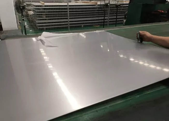 صفحه فولاد ضد زنگ 904L با کیفیت بالا