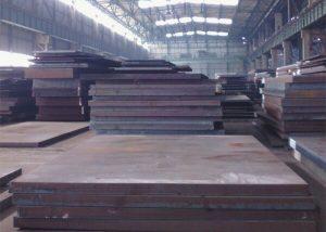 صفحه فولادی مقاوم در برابر سایش NM500 NM400