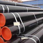 لوله های فولادی GR B ، X42 ، X46 ، X56 ، X60 ، X65 ، X70 ERW HFI EFW