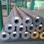 AISI 4130 4140 4145 لوله فولادی بدون درز میله توخالی
