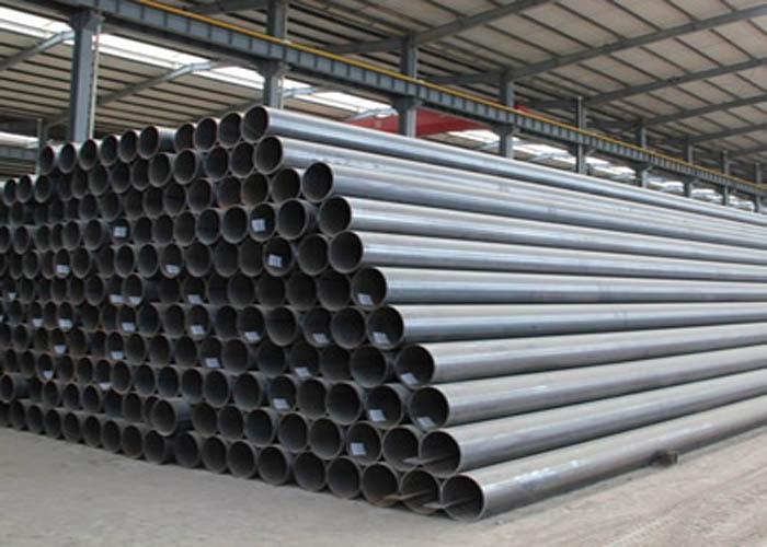 لوله فولادی LSAW API 5L 5CT ASTM A53 EN10217