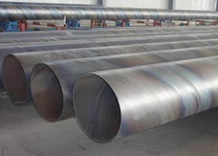 SSAW STEEL PIPE EN10219 ASTM A252 API 5L