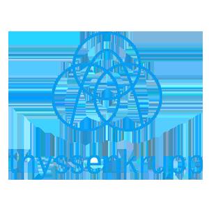نشان Thyssenkrupp