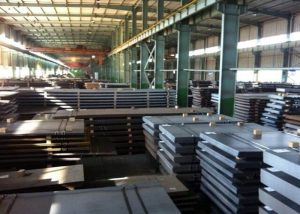S355JR صفحه فولادی کم آلیاژ EN10025