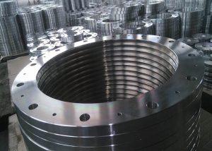 فلنج آلیاژی فولادی A182F1 / F51 F9 / F111 F221 F91