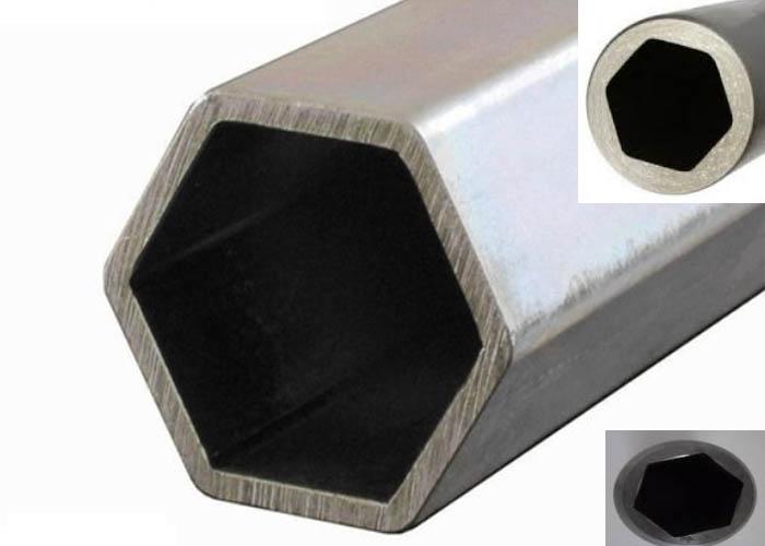 لوله / لوله شش ضلعی فولاد ضد زنگ 201/202/301 / 409L / 416