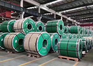 کویل فولاد ضد زنگ با ASTM JIS DIN GB