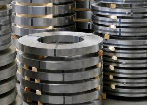 201 304 316 309 نوار فولاد ضد زنگ نورد سرد با سطح 2B / BA / No.4 / HL / آینه